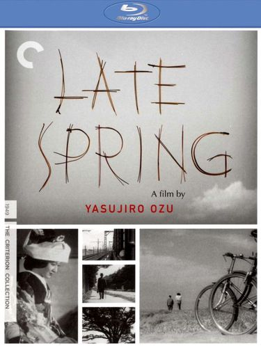 Late Spring [Criterion Collection] [Blu-ray] [1949] 19891002