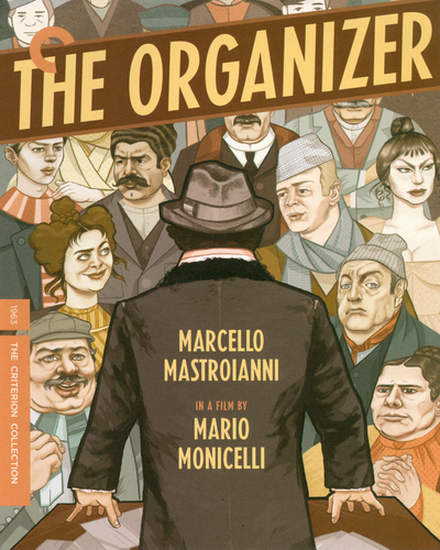 The Organizer [Criterion Collection] [Blu-ray] [1963] 19891011