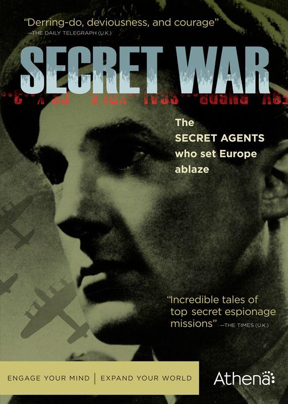 Secret War [4 Discs] [DVD] 19914244