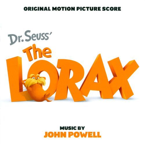 Dr. Seuss' The Lorax [CD] 19917471