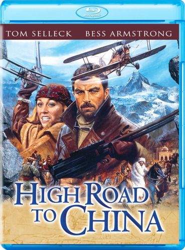 High Road to China [Blu-ray] [1983] 19921632