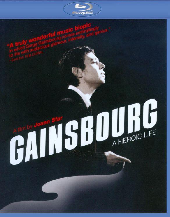 Gainsbourg: A Heroic Life [Blu-ray] [2010] 19923279