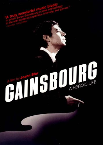 Gainsbourg: A Heroic Life [DVD] [2010] 19923297