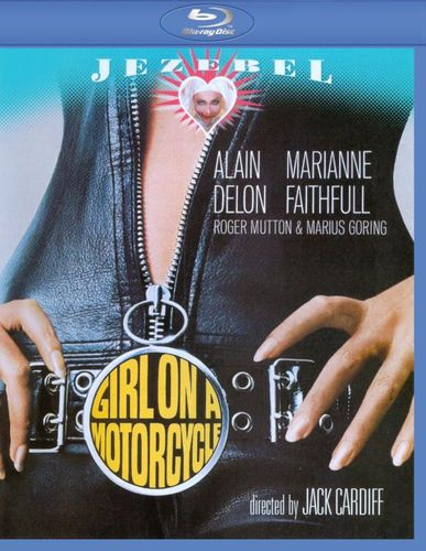 Girl on a Motorcycle [Blu-ray] [1968] 19926576