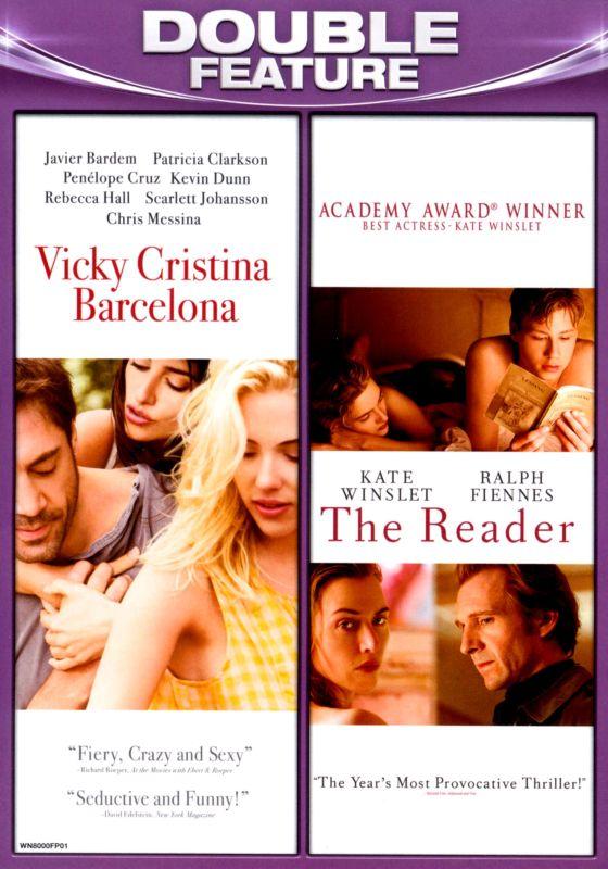 Vicky Cristina Barcelona/The Reader [DVD] 19926964