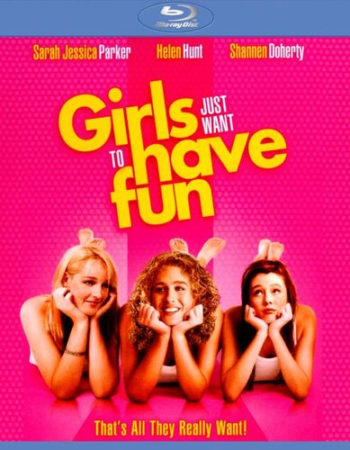 Girls Just Want to Have Fun [Blu-ray] [1985] 19927405