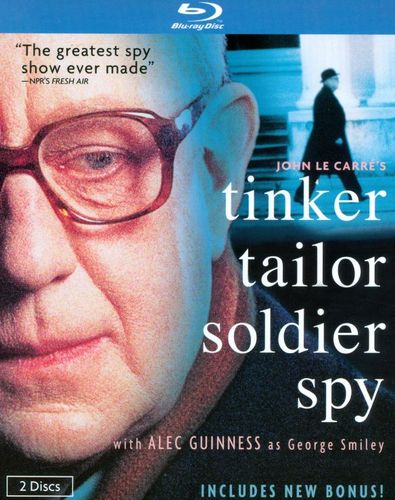 Tinker, Tailor, Soldier, Spy [2 Discs] [Blu-ray] [1979] 19927627