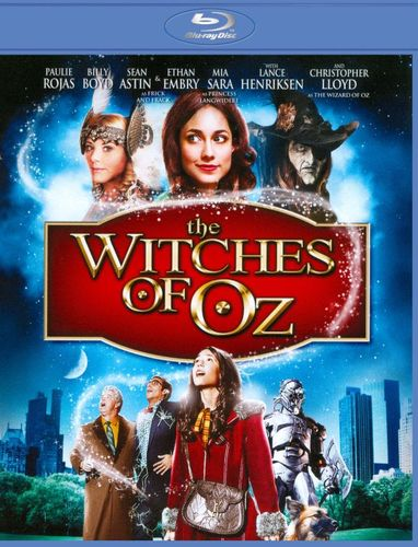 The Witches of Oz [Blu-ray] [2011] 19928292