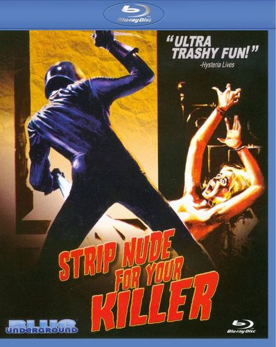 Strip Nude for Your Killer [Blu-ray] [1975] 19929591