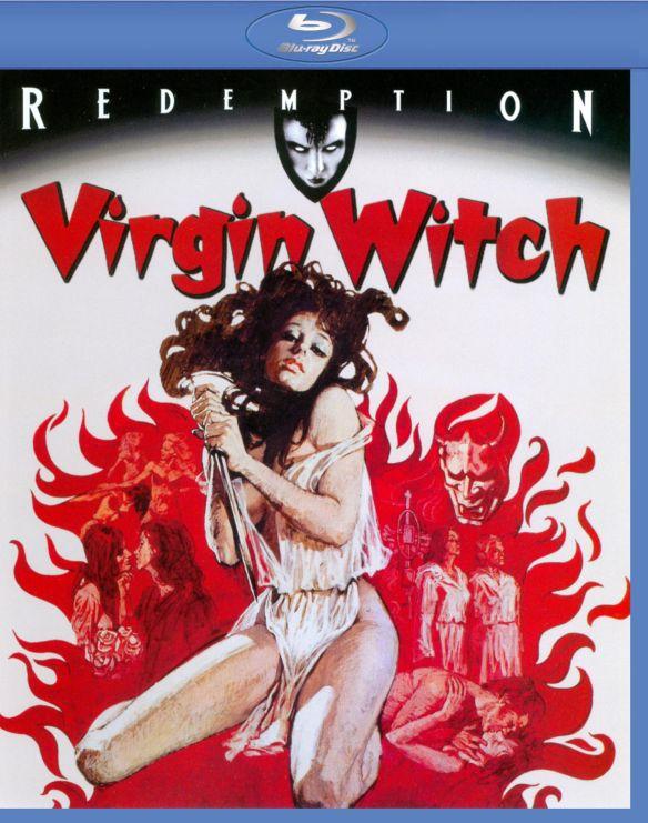Virgin Witch [Blu-ray] [1972] 19930376