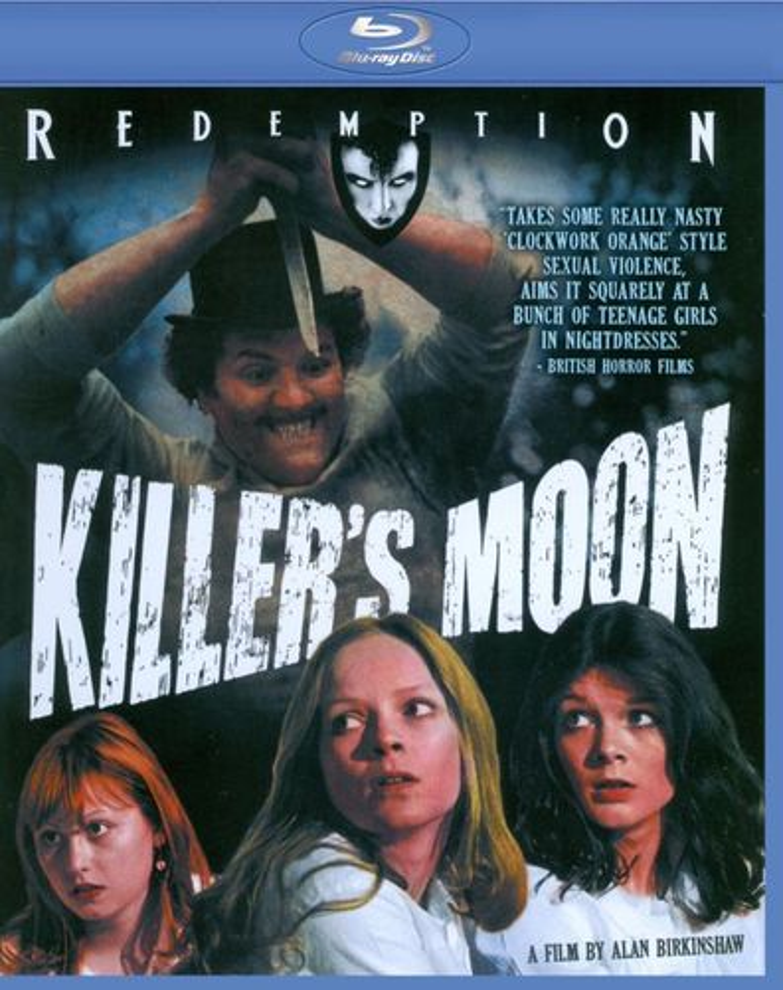 Killer's Moon [Blu-ray] [1978] 19930649