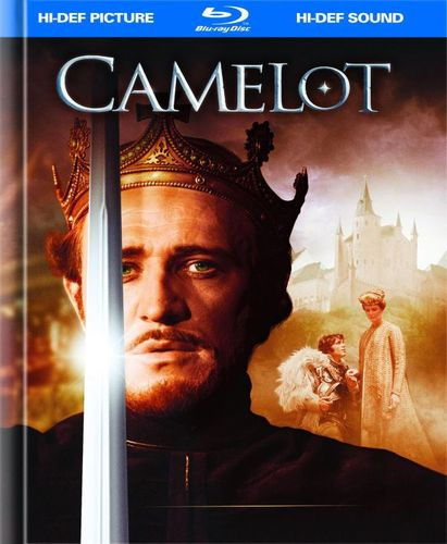Camelot [45th Anniversary] [DigiBook] [Blu-ray] [1967] 19930685