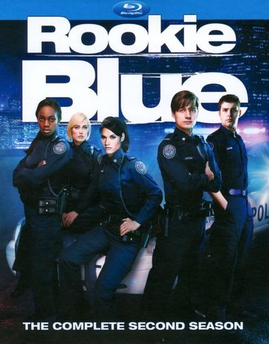 Rookie Blue: The Complete Second Season [4 Discs] [Blu-ray] 19931205
