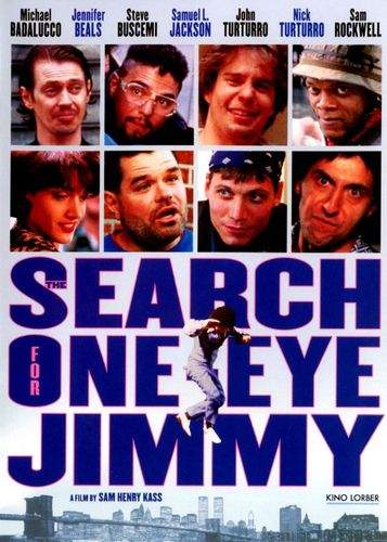 The Search for One-Eye Jimmy [DVD] [1996] 19934809
