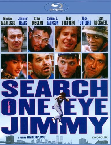 The Search for One-Eye Jimmy [Blu-ray] [1996] 19934827