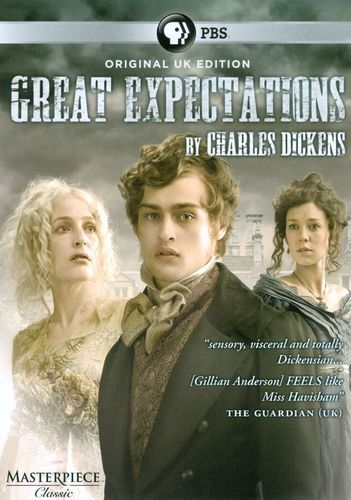 Masterpiece Classic: Great Expectations [DVD] [2011] 19948152