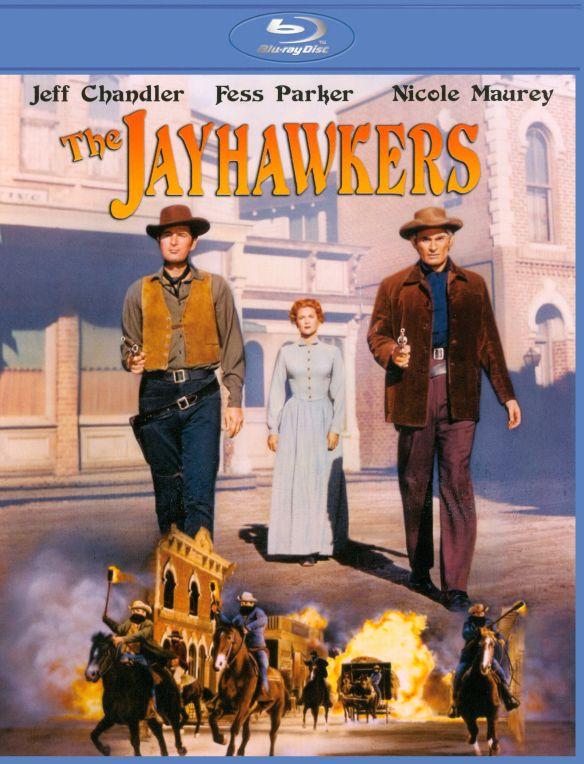 The Jayhawkers [Blu-ray] [1959] 19948222