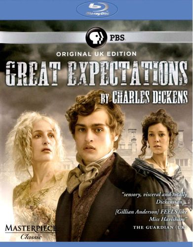 Masterpiece Classic: Great Expectations [Blu-ray] [2011] 19948865