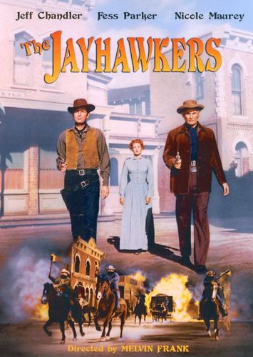 The Jayhawkers [DVD] [1959] 19949364