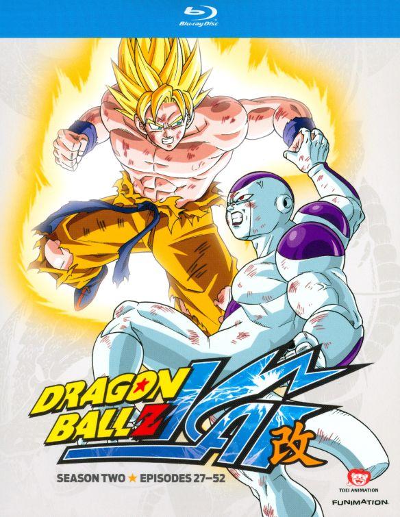 DragonBall Z Kai: Season Two [4 Discs] [Blu-ray] 19965362