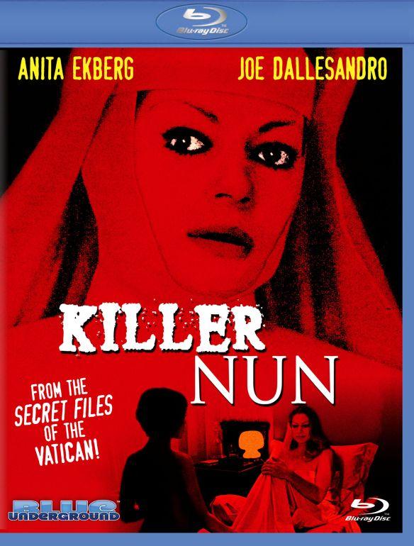 Killer Nun [Blu-ray] [1978] 19966494