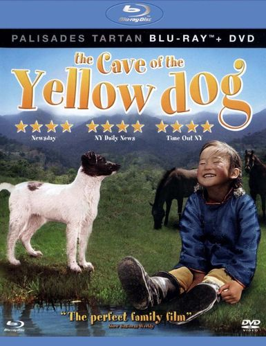 The Cave of the Yellow Dog [2 Discs] [DVD/Blu-ray] [Blu-ray/DVD] [2005] 19966607
