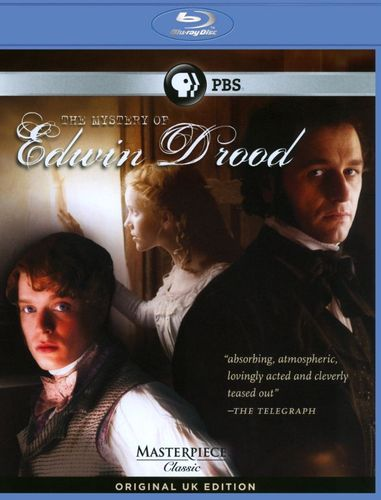 Masterpiece Classic: The Mystery of Edwin Drood [Blu-ray] [2012] 19967484