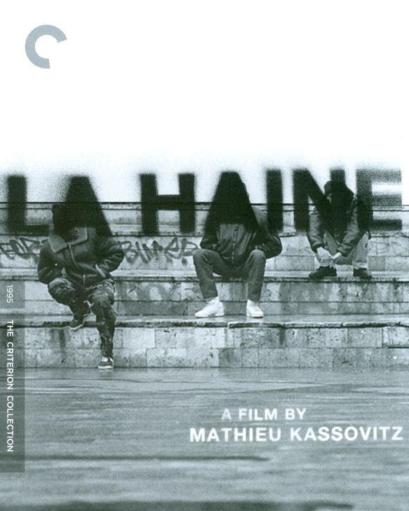 La Haine [Criterion Collection] [Blu-ray] [1995] 19974909