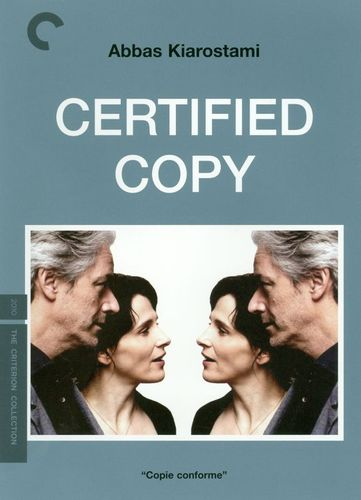Certified Copy [Criterion Collection] [2 Discs] [DVD] [2010] 19977851