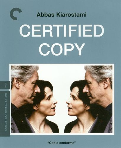 Certified Copy [Criterion Collection] [Blu-ray] [2010] 19977915