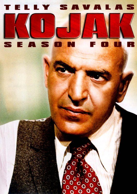 Kojak: Season Four [6 Discs] [DVD] 19978687