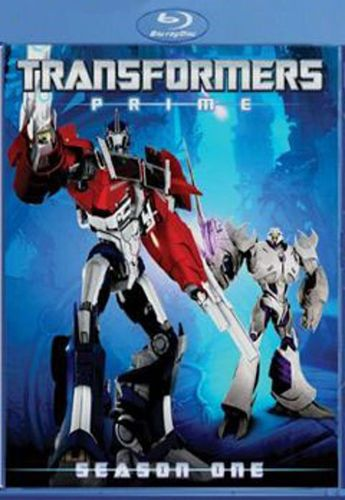 Transformers Prime: Season One [4 Discs] [Blu-ray] 19987615