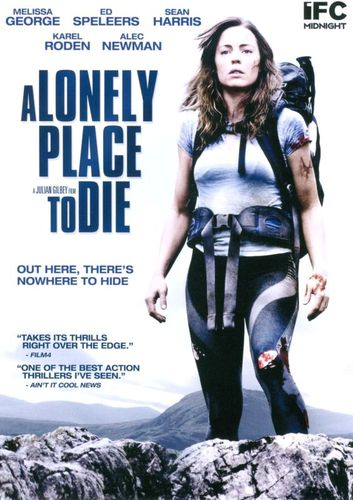A Lonely Place to Die [DVD] [2011] 20004632