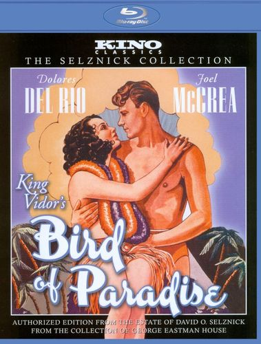 The Selznick Collection: Bird of Paradise [Blu-ray] [1932] 20023151