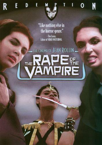 The Rape of the Vampire [DVD] [1968] 20023197