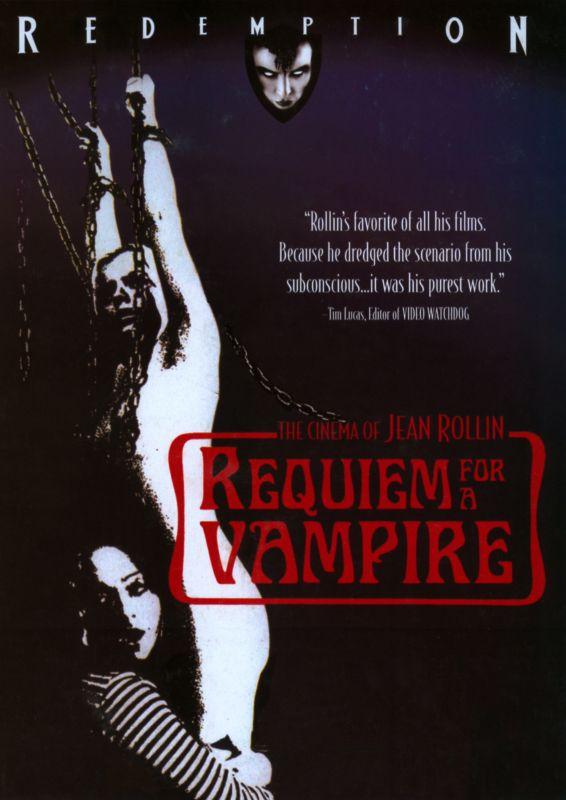 Requiem for a Vampire [DVD] [1971] 20023221