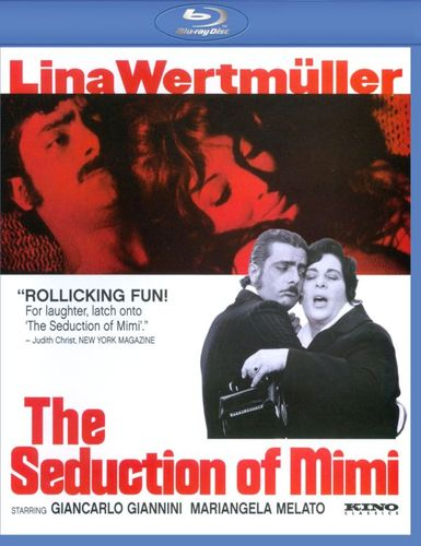 The Seduction of Mimi [Blu-ray] [1972] 20034245