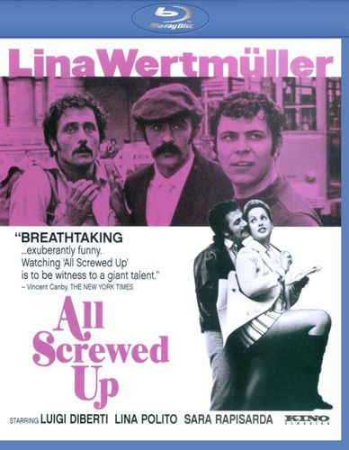 All Screwed Up [Blu-ray] [1974] 20034263