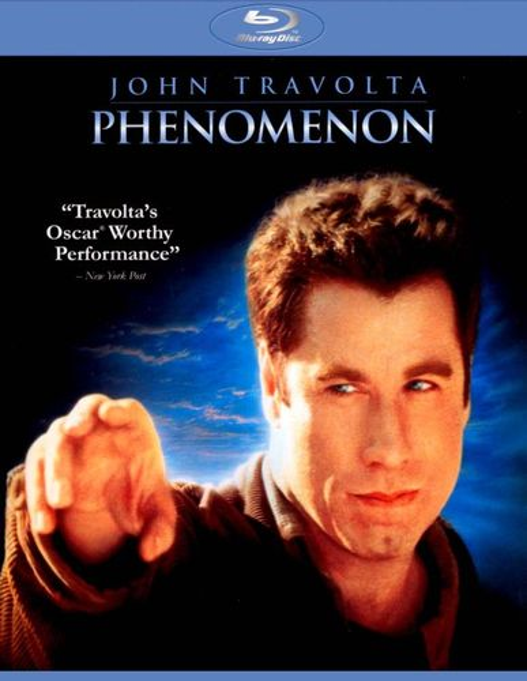Phenomenon [Blu-ray] [1996] 20047609