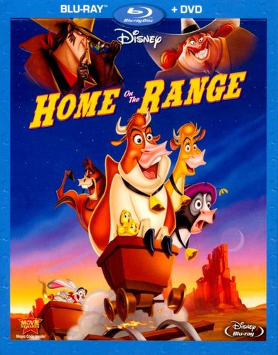 Home on the Range [Blu-ray] [2004] 20047645