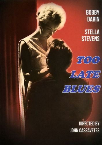 Too Late Blues [DVD] [1961] 20051541