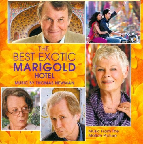 The Best Exotic Marigold Hotel [Music from the Motion Picture] [CD]