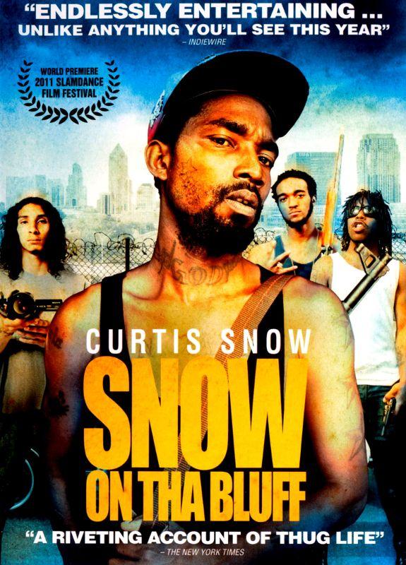 Snow on Tha Bluff [DVD] [2011] 20068648