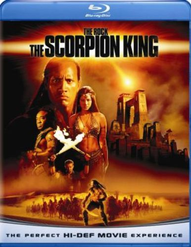 The Scorpion King [With Movie Cash] [Blu-ray] [2002] 20072274