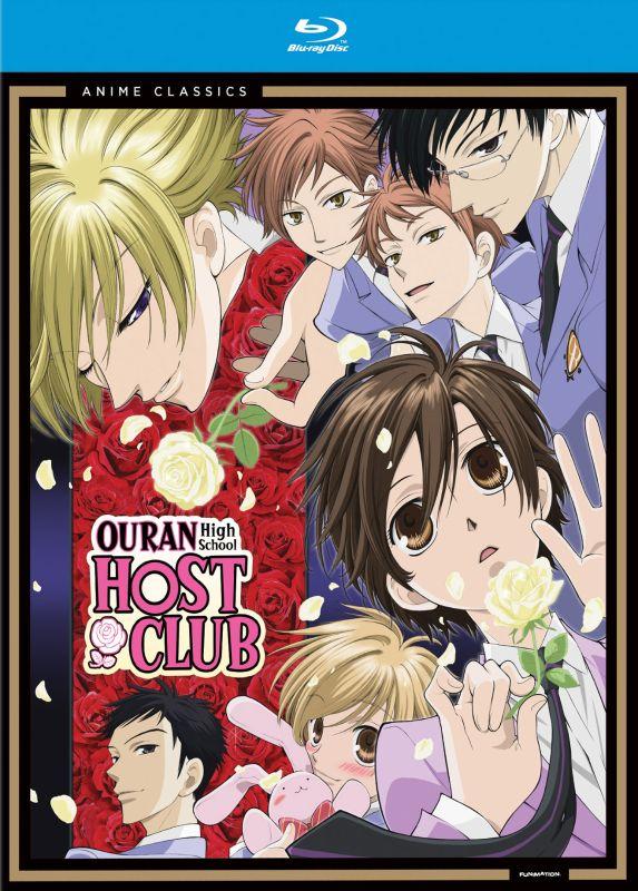 Ouran High School Host Club [3 Discs] [Blu-ray] 20081169