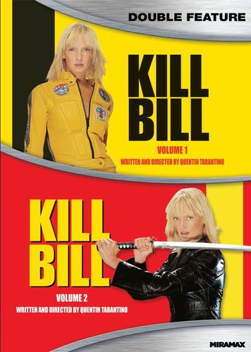 Kill Bill Vol. 1/Kill Bill Vol. 2 [2 Discs] [DVD] 20081745