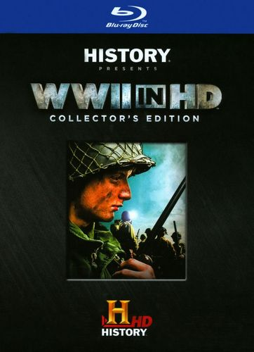 WWII in HD [Collector's Edition] [4 Discs] [Blu-ray] 20082422