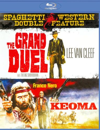 Spaghetti Western Double Feature: The Grand Duel/Keoma [Blu-ray] 20088339