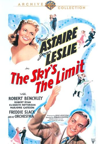 The Sky's the Limit [DVD] [1943] 20091114