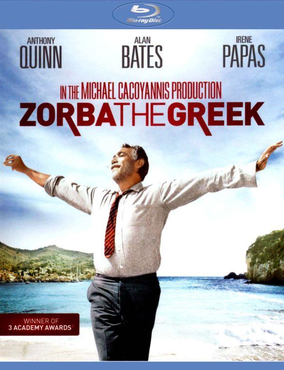 Zorba the Greek [Blu-ray] [1964] 20136776